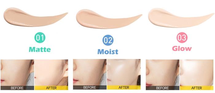 Kết quả hình ảnh cho Holi Pop BB Cream