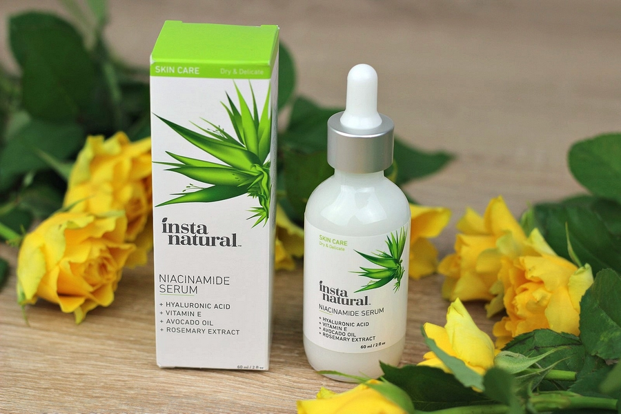 B3 Vitamint A Bőrnek Instanatural Niacinamide Serum Oh My Brush